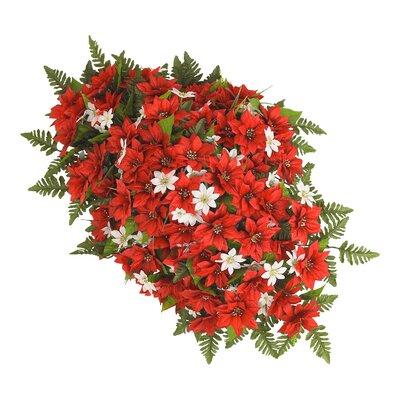 Signature Poinsettia Floral Arrangement