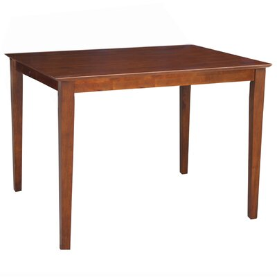 Glenside Counter Height Dining Table Finish: Espresso