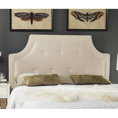 Ottoville Upholstered Panel Headboard Size: Full