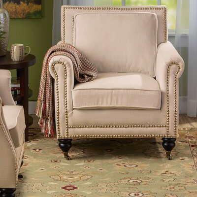 Reinette Armchair Upholstery: Oatmeal