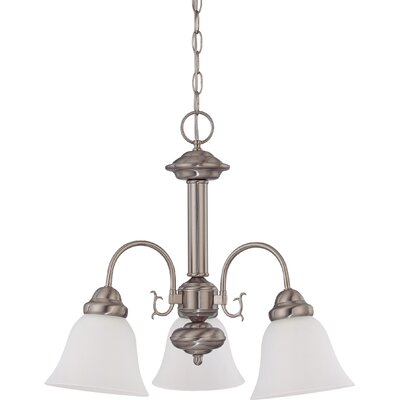 Harrold 3-Light Chandelier