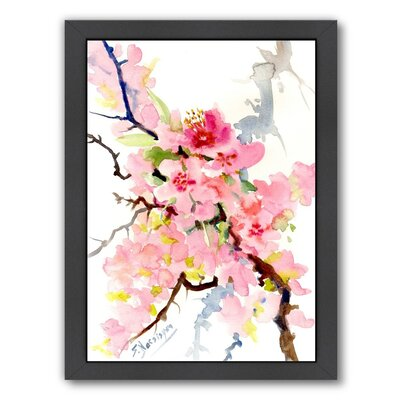 Cherry Blossom 3 Framed Painting Print