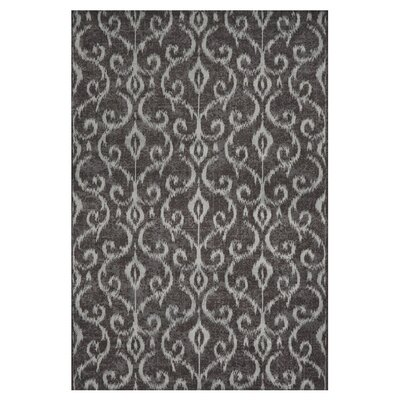 Eagleview Gray Area Rug Rug Size: Runner 21 x 71