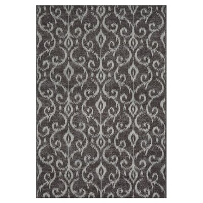Eagleview Gray Area Rug Rug Size: Runner 210 x 710