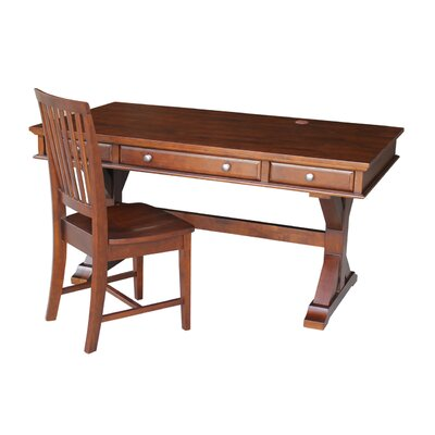 Greenport Writing Desk and Chair Set