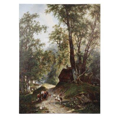 Scenic Painting Print