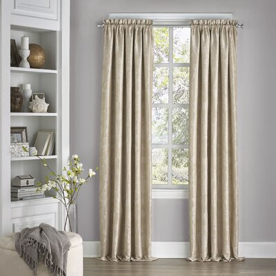 Denning Blackout Thermal Single Curtain Panel