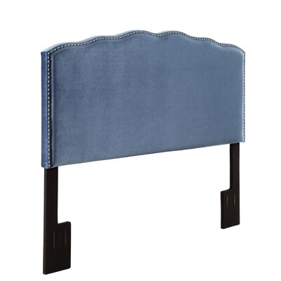 Bicknell Upholstered Panel Headboard Size: King
