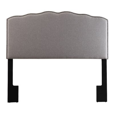Westland Upholstered Panel Headboard Size: King