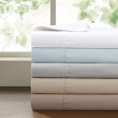 Alcott Hill Raleigh 300 Thread Count Adjustable Cotton Sheet Set