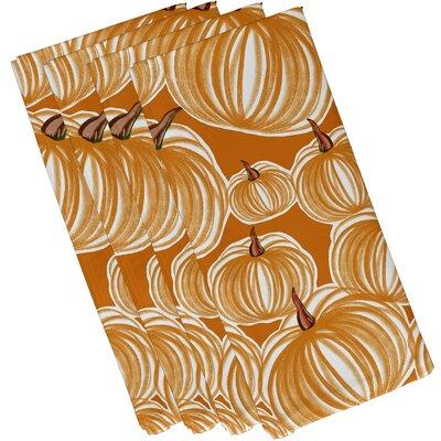 Maxson Pumpkins-A-Plenty Print Napkin