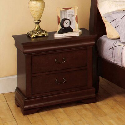 Fairhope 2 Drawer Nightstand