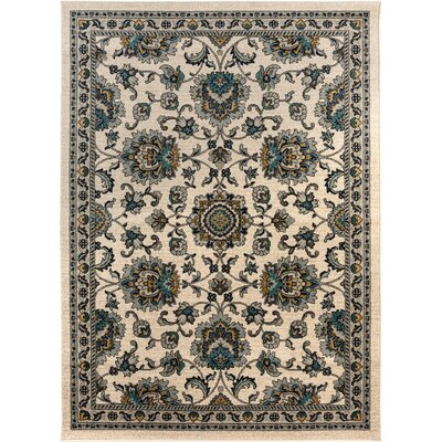 Duanesburg  Cream Area Rug