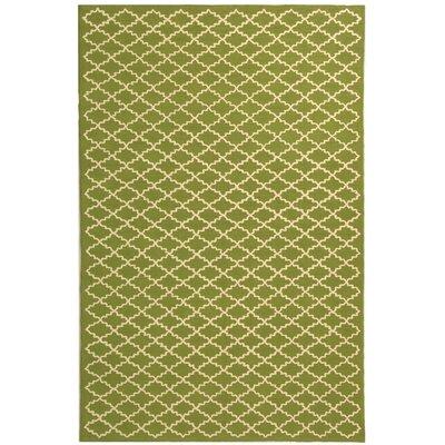 Fullerton Olive Area Rug Rug Size: 56 x 86