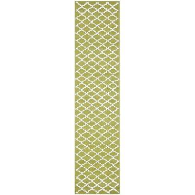 Fullerton Olive Area Rug Rug Size: Runner 23 x 10