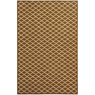Fullerton Chocolate Area Rug Rug Size: Rectangle 86 x 116