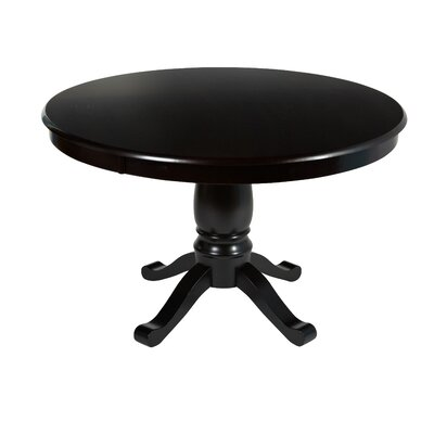 Ferraro Dining Table Finish: Black