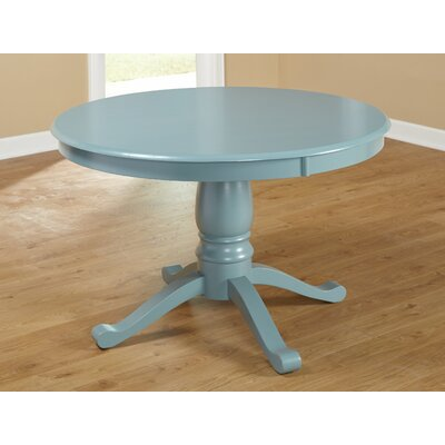 Ferraro Dining Table Finish: Blue