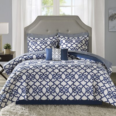 Etten Comforter Set Size: King