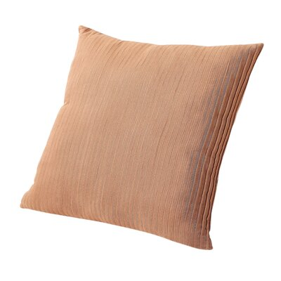 Bogan Throw Pillow Color: Orange