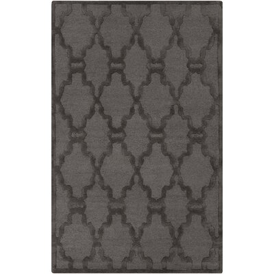 Cabbott Pewter Rug Rug Size: Rectangle 5 x 8