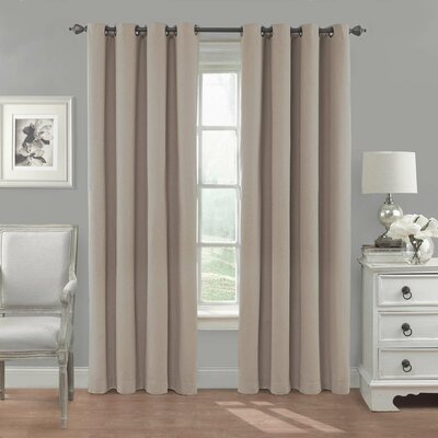 Ghent Blackout Single Curtain Panel