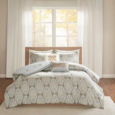 Gottberg 5 Piece Comforter Set