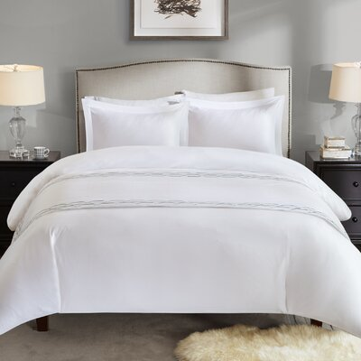 Latson Bed Scarf Color: Aqua