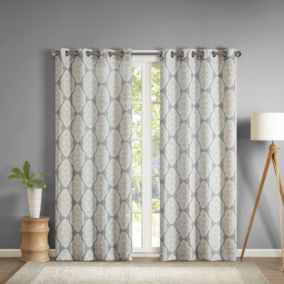 Gottberg Single Curtain Panel