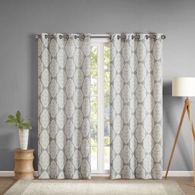Geoffrey Single Curtain Panel