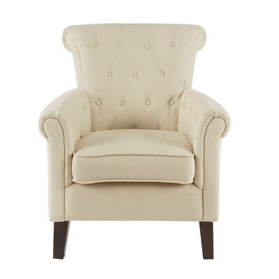 Lavery Tufted Club Chair