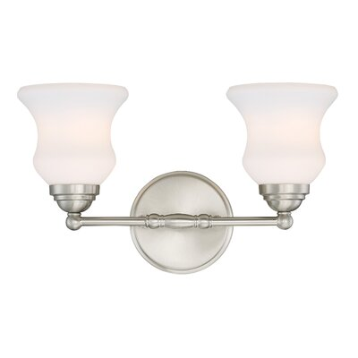 Gilberton 2-Light Vanity Light