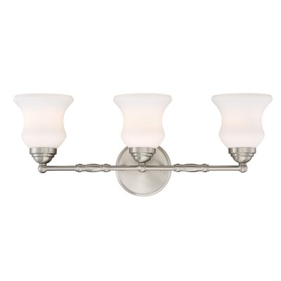 Gilberton 3-Light Vanity Light