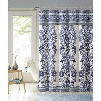 Fredonia Cotton Shower Curtain
