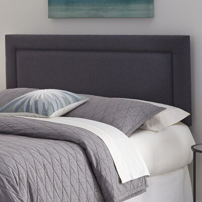 Oakdale Upholstered Panel Headboard Size: Full/Queen