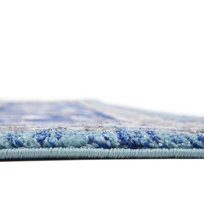 Tatham Blue Area Rug