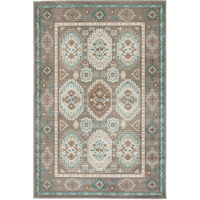 Knipp Gray Area Rug