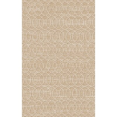 Grange Beige Area Rug Rug Size: Rectangle 2 x 3