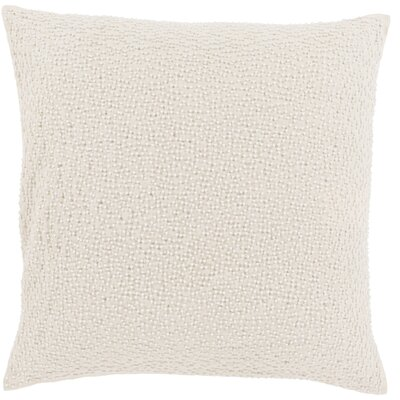 Gaunt 100% Linen Throw Pillow Cover Color: Neutral
