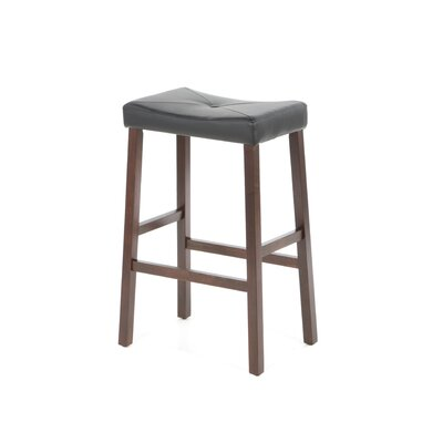 Newark 29 Bar Stools Finish: Vintage Mahogany