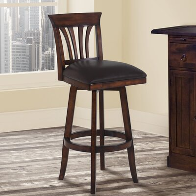Hegwood 26 Swivel Bar Stool