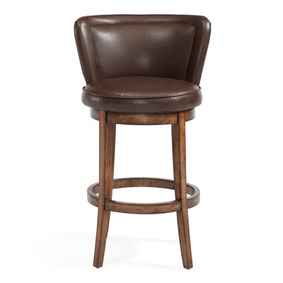 Guinyard 30 Swivel Bar Stool with Cushion