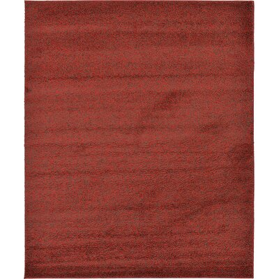 Sellman Red Area Rug