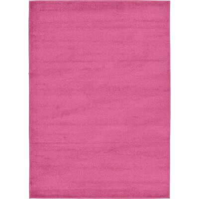 Sellman Pink Area Rug
