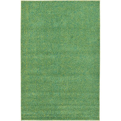 Sellman Green Area Rug Rug Size: Runner 33 x 910