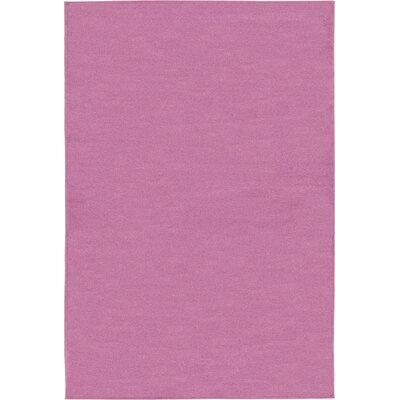 Sellman Purple Area Rug
