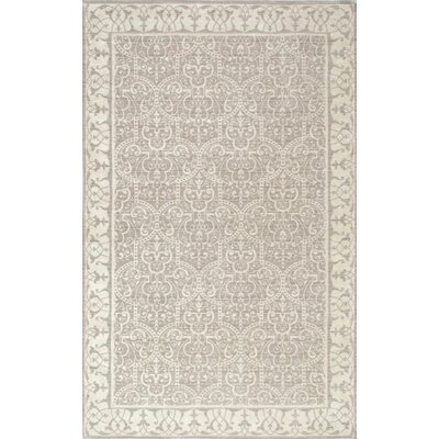 Halvorsen Tan Area Rug Rug Size: Rectangle 9 x 12
