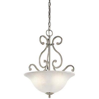 Haffenreffer 3-Light Inverted Pendant