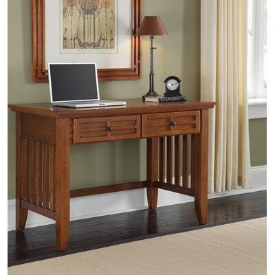 Lakeview 42 W Writing Desk Finish: Cottage Oak