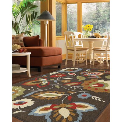 Hodgins Gray/Blue Area Rug Rug Size: Rectangle 8 x 10